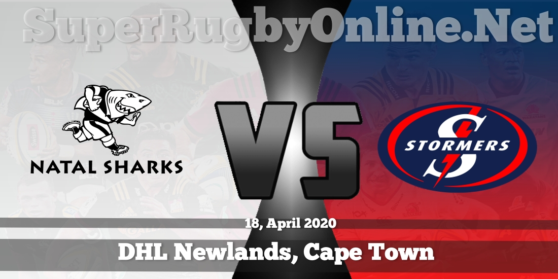 Sharks VS Stormers Live Stream 2020 | Rd 12 | Full Match Replay