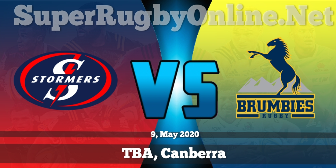 Stormers VS Brumbies Live Stream 2020 | Rd 15 | Full Match Replay