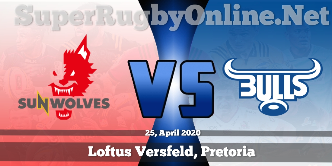 Sunwolves VS Bulls Live Stream 2020 | Rd 13 | Full Match Replay