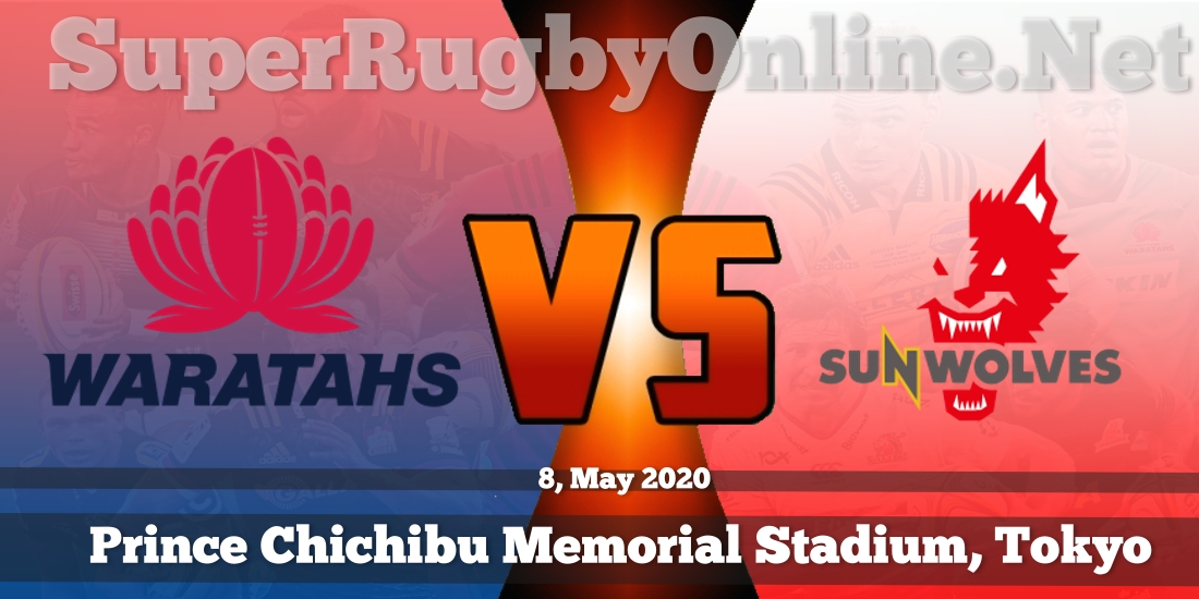 Waratahs VS Sunwolves Live Stream 2020 | Rd 15 | Full Match Replay