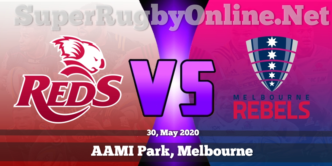 Reds VS Rebels Live Stream 2020 | Rd 18 | Full Match Replay