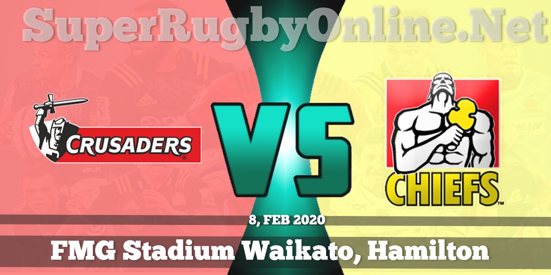 Crusaders VS Chiefs Live Stream 2020 | Rd 2 | Full Match Replay