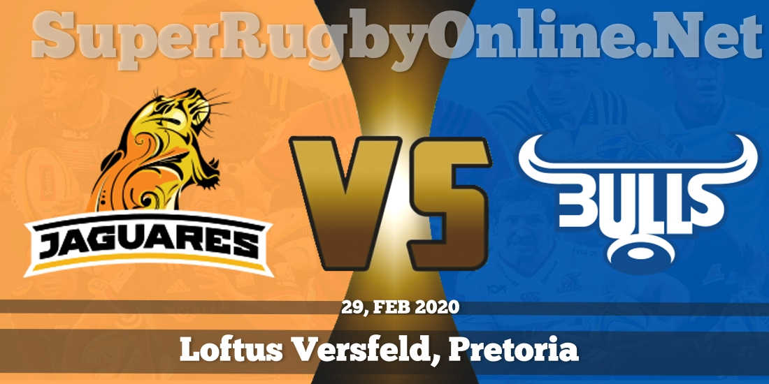 Jaguares VS Bulls Live Stream 2020 | Rd 5 | Full Match Replay