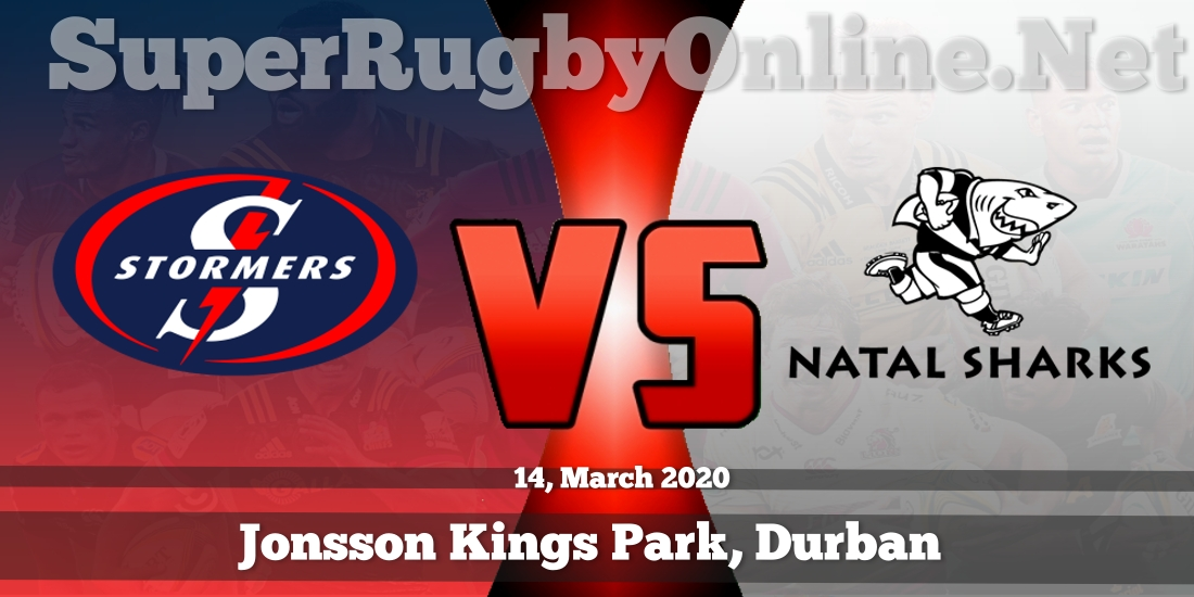 Stormers VS Sharks Live Stream 2020 | Rd 7 | Full Match Replay