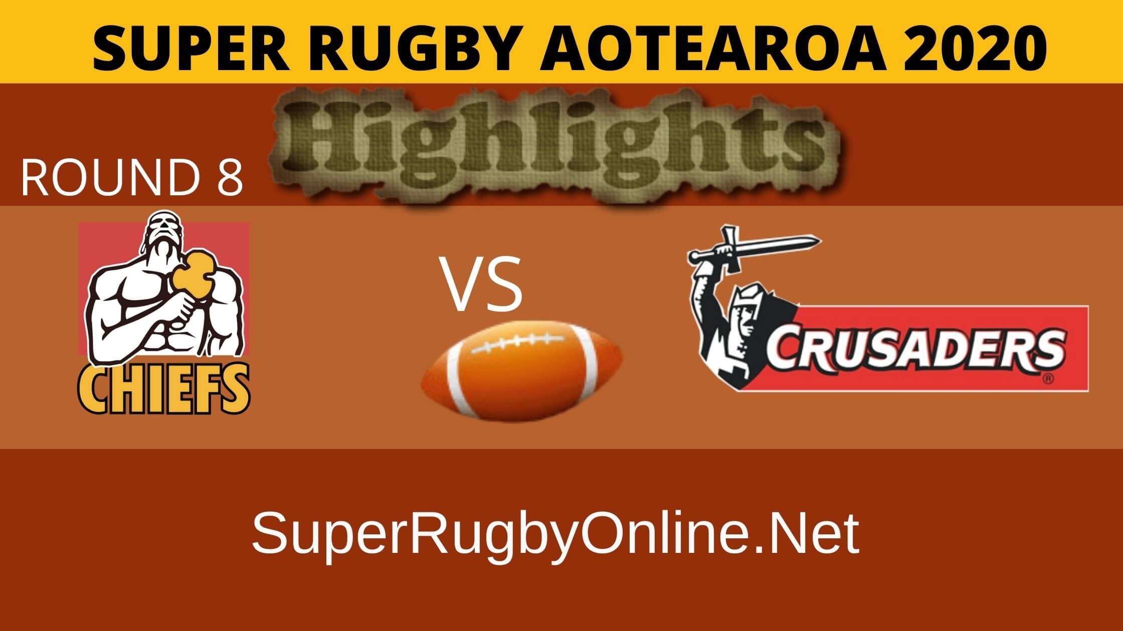 Chiefs Vs Crusaders Rd 8 Highlights 2020 Super Rugby Aotearoa
