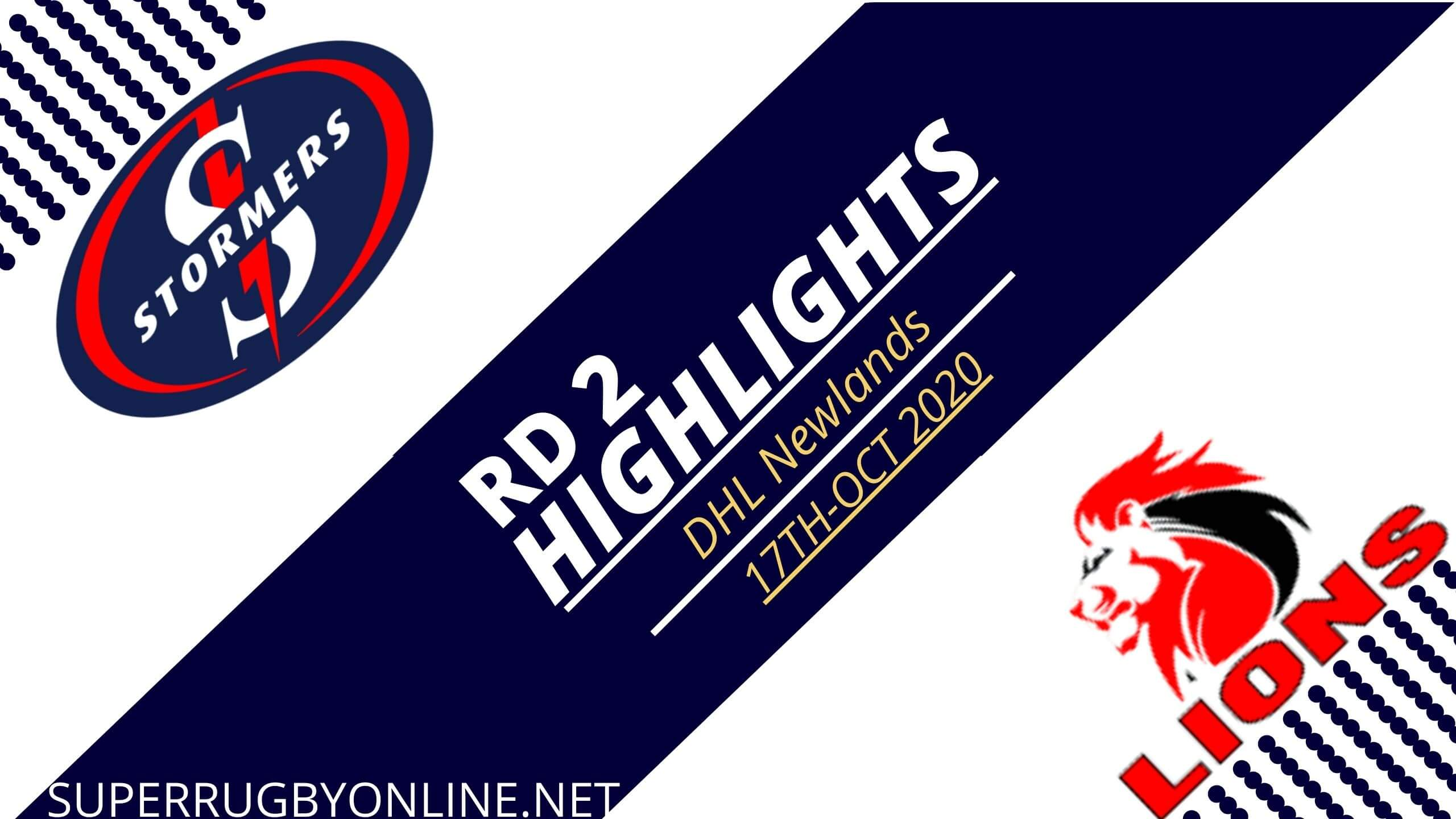 Stormers vs Lions Rd 2 Highlights 2020 Unlocked Super Rugby
