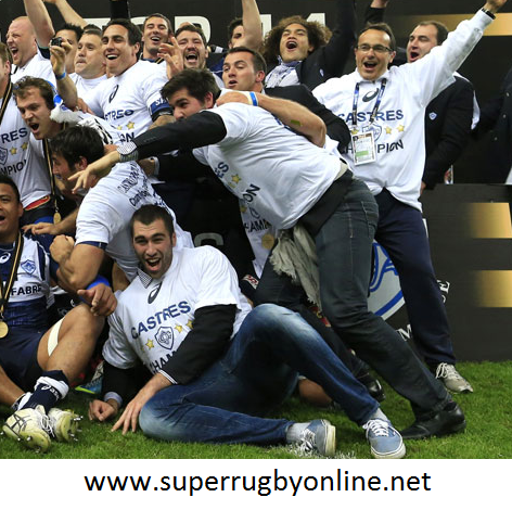 2016 Castres vs Racing 92 Live Telecast