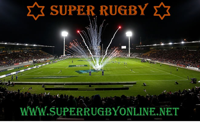 Super rugby 2017 Schedule