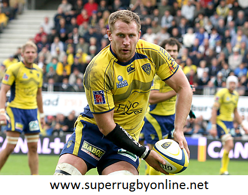 2016 Clermont Auvergne vs Racing 92 Live