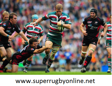 2016 Leicester Tigers vs Racing 92 Live