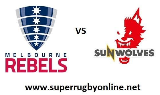 Melbourne Rebels vs Sunwolves