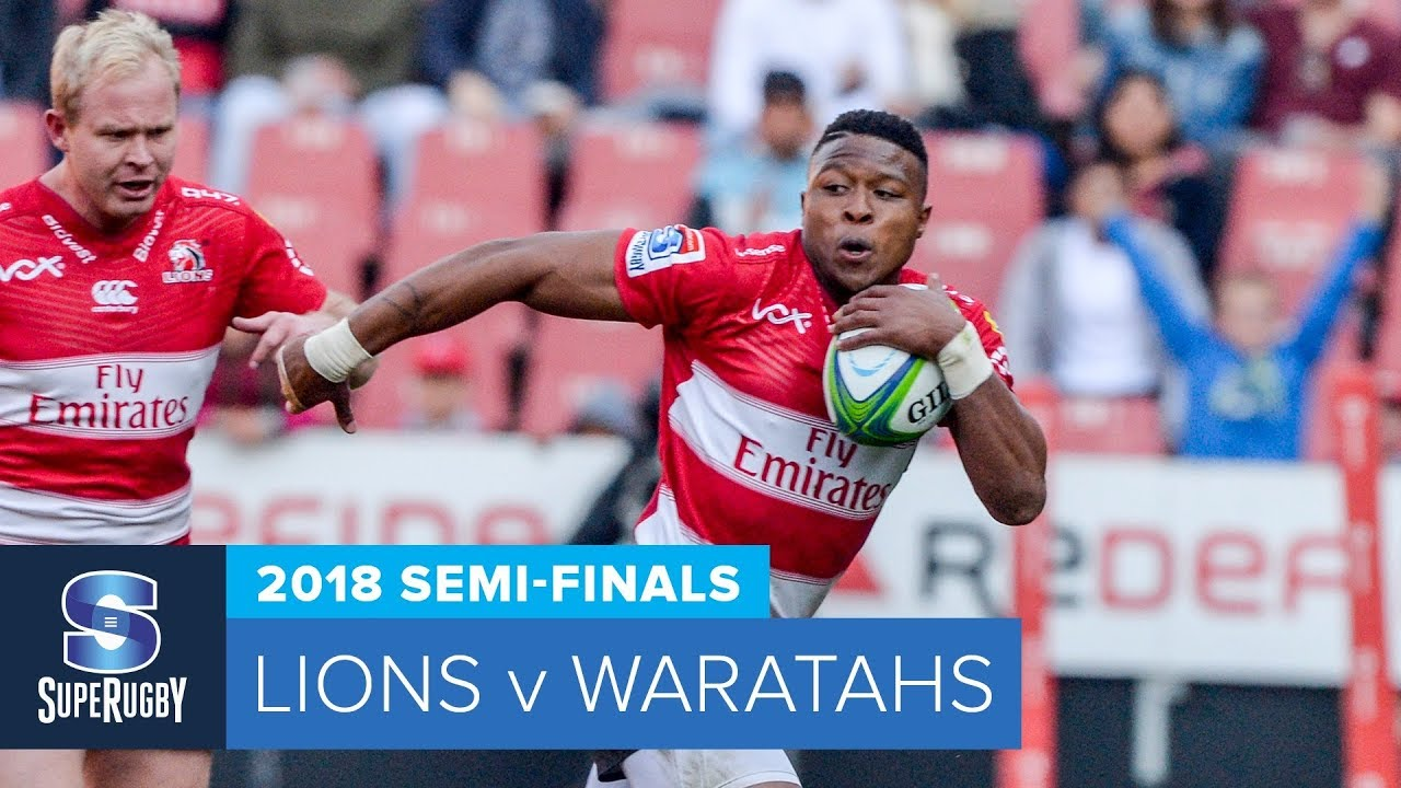 LIONS VS WARATHAS SEMIFINAL-HIGHLIGHTS-2018