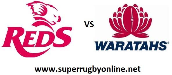 Reds vs Waratahs Rugby Live Stream