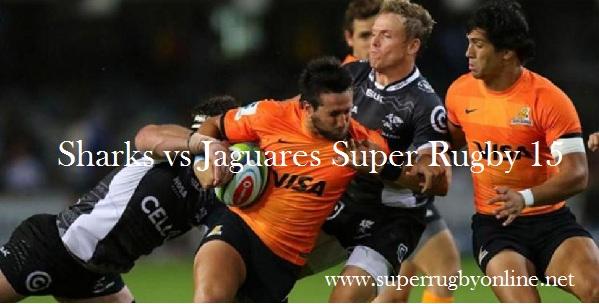 Sharks vs Jaguares Live Stream