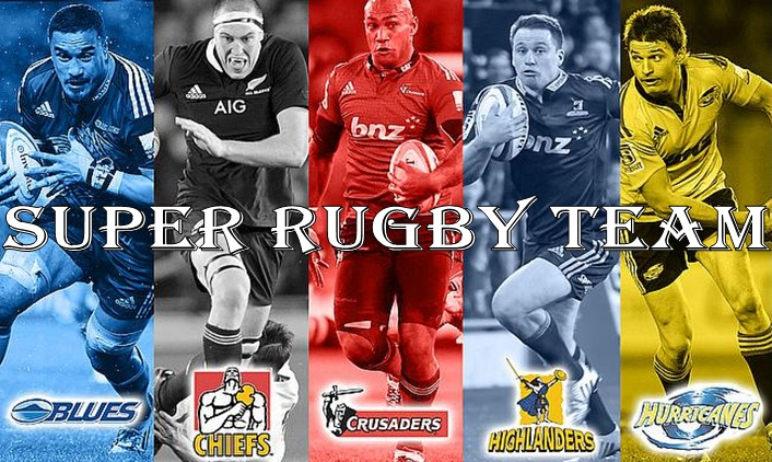 Super Rugby Team