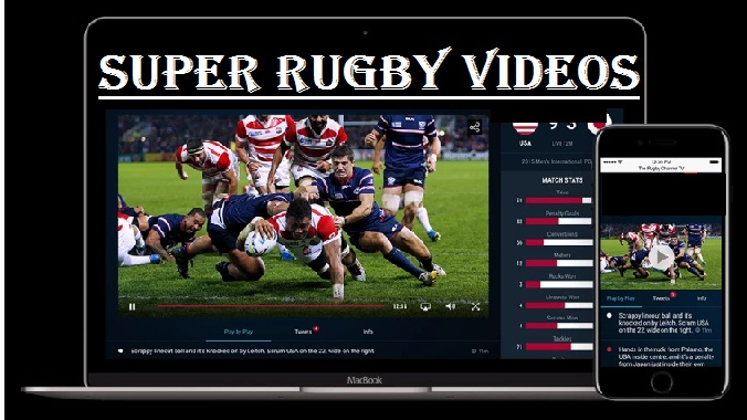 Super Rugby Videos