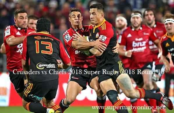 Watch Crusaders vs Chiefs Live