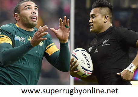 All Blacks vs Springboks Live Streaming