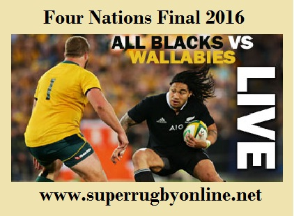 All Blacks vs Wallabies streaming