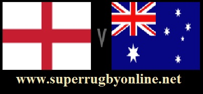 Australia vs England Live rugby