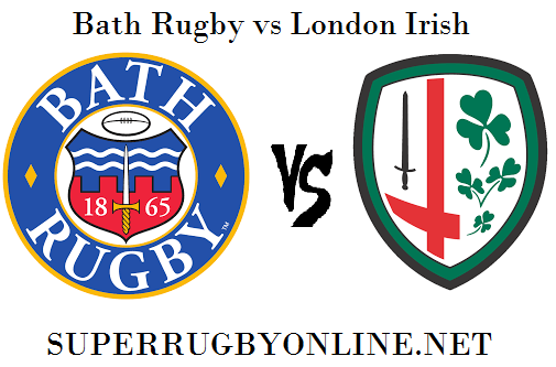 London Irish vs Bath Rugby