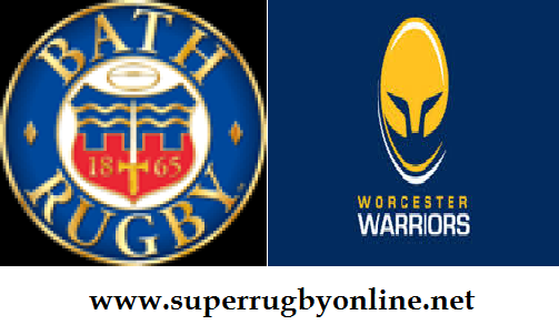 Bath Rugby vs Worcester Warriors live