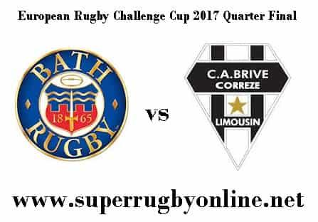 Bath Rugby vs Brive live