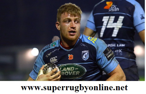 Bath Rugby vs Cardiff Blues live
