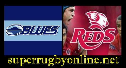 Blues vs Reds live stream