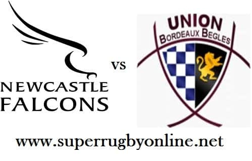 Bordeaux vs Newcastle Falcons