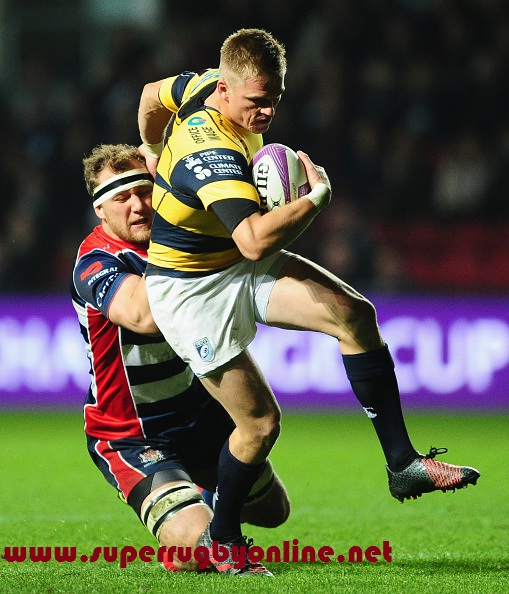 Bristol Rugby vs Cardiff Blues Live