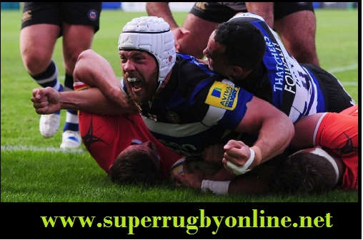 Bristol Rugby vs Bath Rugby live