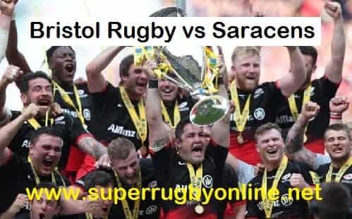Bristol Rugby vs Saracens live