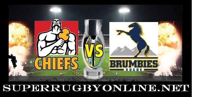 Live Chiefs vs Brumbies Telecast