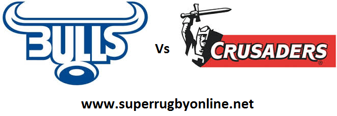 Crusaders vs Bulls live