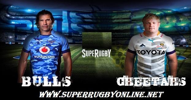 Blue Bulls VS Cheetahs live stream