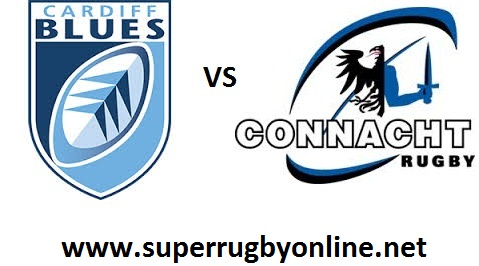 Cardiff Blues vs Connacht live