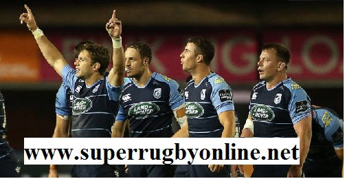 Cardiff Blues vs Pau live