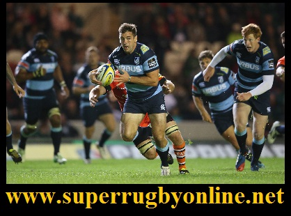 Cardiff Blues vs Ulster