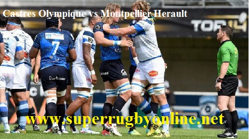 Montpellier vs Castres Olympique live