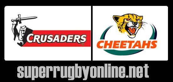 Crusaders vs Cheetahs live
