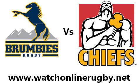 Brumbies vs Chiefs rugby live