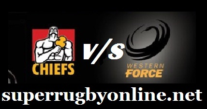 Western Force vs Chiefs live online