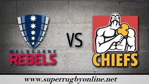 Live Rebels v Chiefs Broadcast