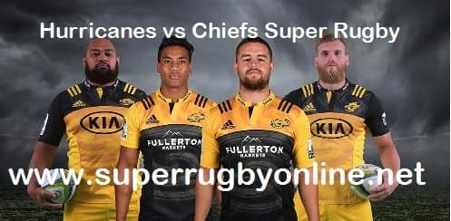Chiefs vs Hurricanes rugby live