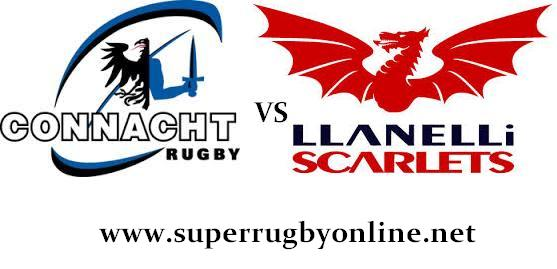 Connacht vs Scarlets live