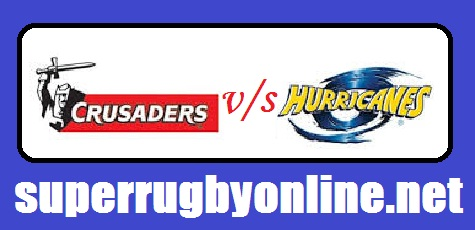 Crusaders vs Hurricanes rugby live streaming