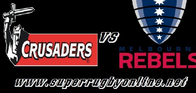 Rebels vs Crusaders rugby live