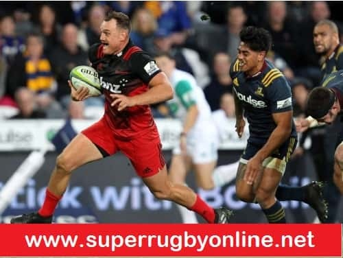 Crusaders vs Highlanders live online