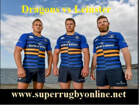 Dragons vs Leinster Live
